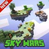 Sky Wars The End for MCPE