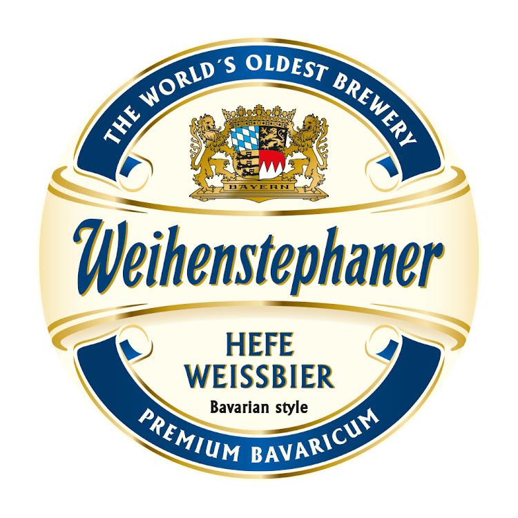 Logo of Weihenstephaner Hefeweissbier