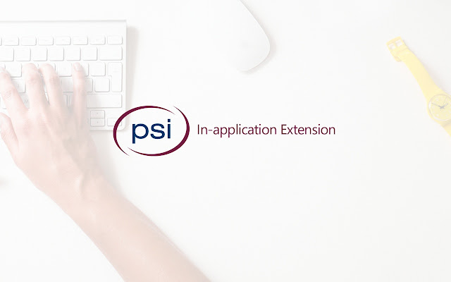 PSI In-application Extension chrome extension
