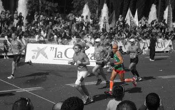 "Photo: MARATÓN DE BARCELONA 25.3.2012 Nº-13ª TIEMPO NETO:3h 13' 52 """
