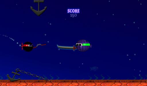 Sub Ninja Free  captures d'u00e9cran 1