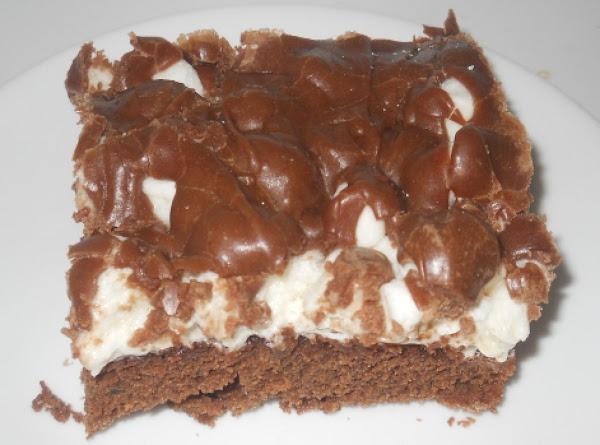 Mississippi Mud Cake/brownies Recipe
