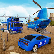Police Car Transport Simulator