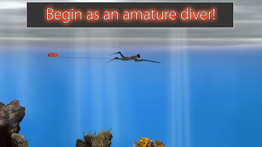 Pocket Diver - Spearfishing  screenshots 1