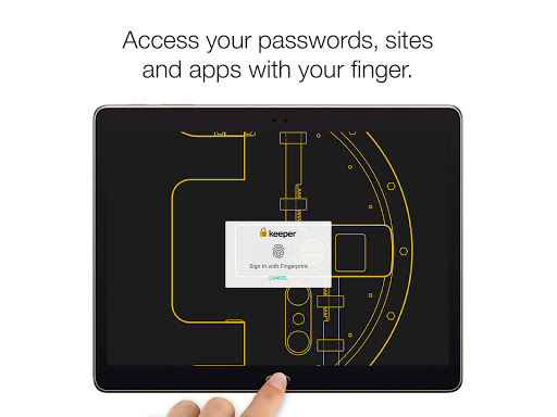 Keeper® Password Manager
