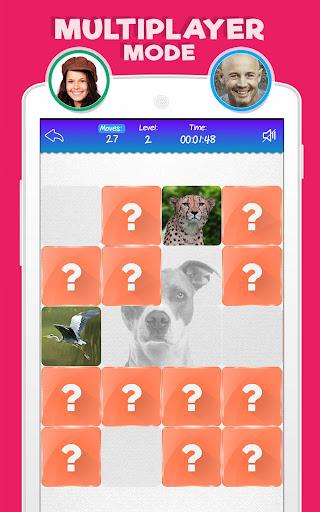 Memory Game: Animals modavailable screenshots 3