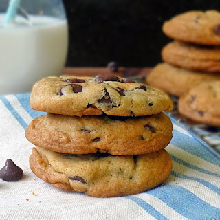 The Ultimate Chocolate Chip Cookie.