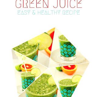 Easy Green Juice.