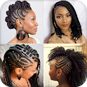 african braid icon