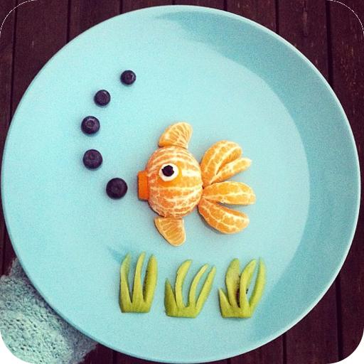 生活の子供のための食品 LOGO-記事Game