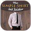 Man Simple Shirt Photosuit