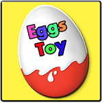 EGGS CARS TOY - KIDS GAMES Icon
