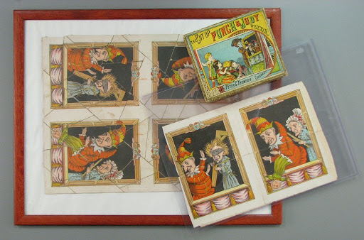 Puzzle:Punch and Judy