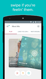 Tagged - Meet, Chat & Dating- screenshot thumbnail