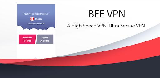 Bee VPN - Free, Fast & Unlimited VPN Proxy Secure APK [1 0 0