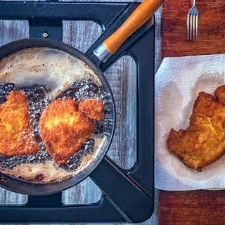 Mama's Fried Pork Chops.