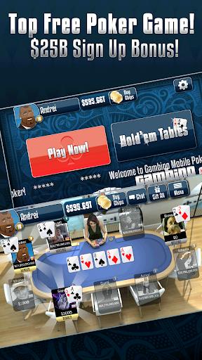 Gambino Poker - 德州扑克