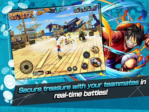 One Piece Bounty Rush [Mod] Apk - Skill no CD, Dumb Enemy