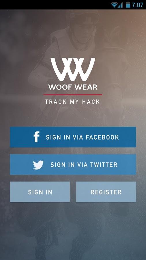 Track My Hack- screenshot
