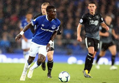 Idrissa Gueye gaat voor PSG voetballen