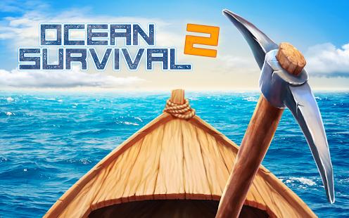 Ocean Survival 3D - 2- screenshot thumbnail