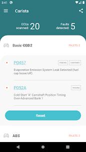 Carista OBD2 Pro v5.6 beta-8 Cracked APK 3