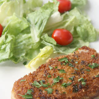 Herb Crusted Pork Chops Recipes.