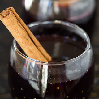 Sparkling Mulled Wine