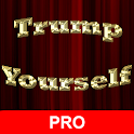Trump Yourself Pro Selfie App icon