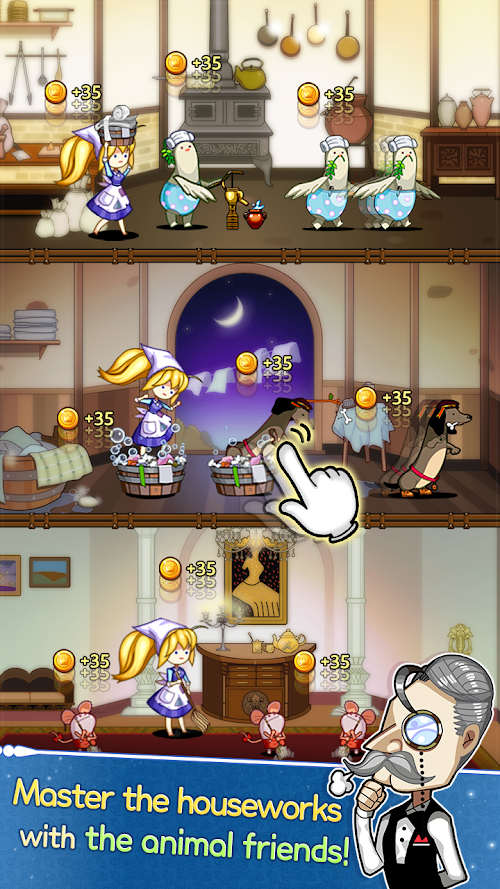 Screenshot 3 Labor Cinderella 1.1 APK MOD