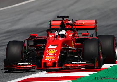"""Vettel pas 16e na tweede oefensessie, maar Duitser voelt """"nieuwe auto"""" tegenover vorig weekend"""