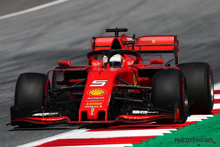 """Clausule in contract Perez betekent niet noodzakelijk goed nieuws voor Vettel: """"We zijn tevreden over onze rijders"""""""