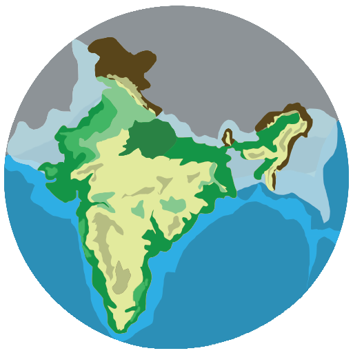 India Geography in Hindi