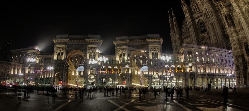 Vista da Piazza Duomo di Savino De Serio