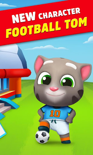 Talking Tom Gold Run  mod screenshots 5