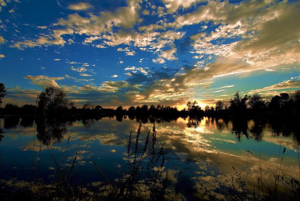 Cielo, acqua e terra di Daimon