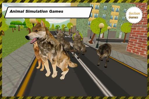玩免費模擬APP|下載オオカミ狩猟シミュレーション app不用錢|硬是要APP