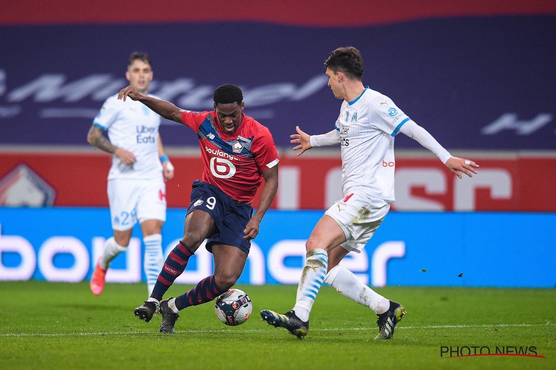 Ligue 1 : Jonathan David fait tomber Marseille, le PSG peut lui en vouloir - Walfoot.be