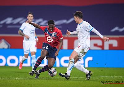 Ligue 1 : Jonathan David fait tomber Marseille, le PSG peut lui en vouloir