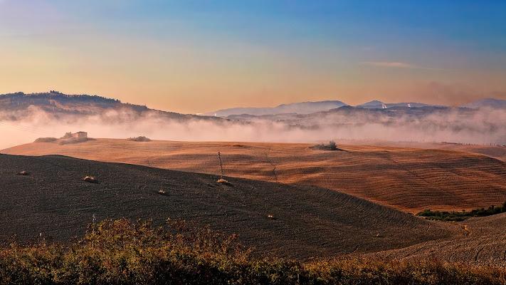 Autunno fra le colline volterrane di FrancescoPaolo