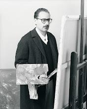 Photo: P. Cézanne FOURNEL Jacques Autoportrait