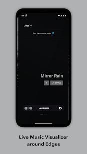 Muviz Edge - Music Visualizer, Edge Music Lighting Screenshot