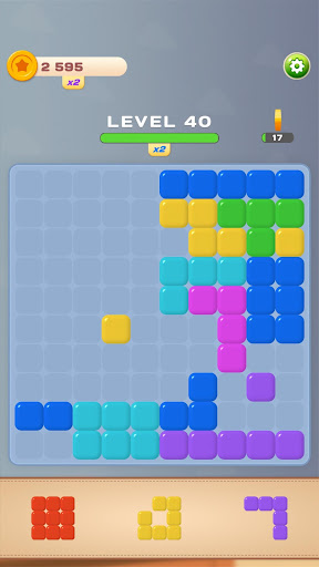 Glossy Blocks Grand Edition screenshot 2
