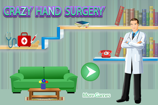 Hand Doctor Surgery Games