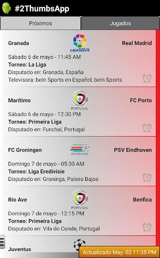 Soccer Mexican League 7.1.0 screenshots 5