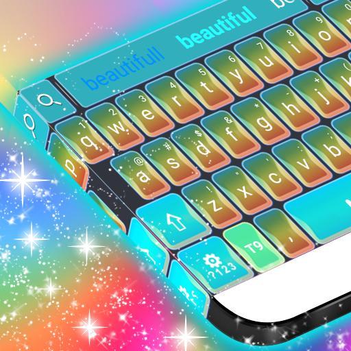鍵盤主題顏色 社交 App LOGO-硬是要APP