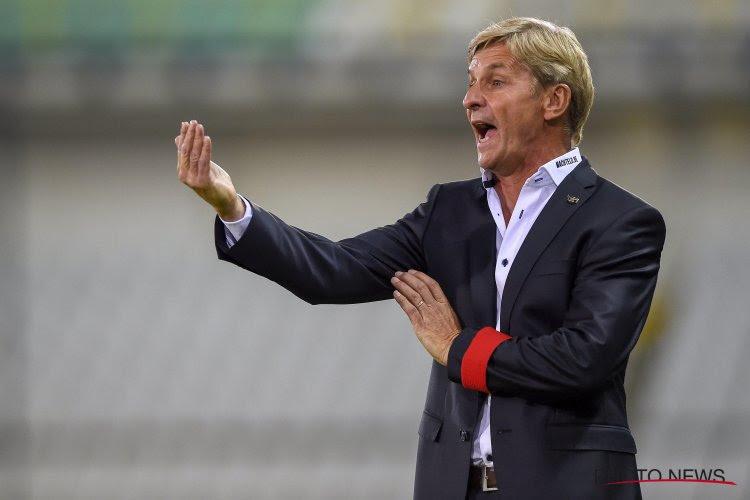 José Riga n'est plus l'entraîneur du Cercle de Bruges
