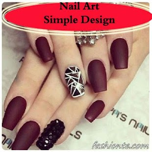 Nail art simple design android apps on google play nail art simple design screenshot thumbnail prinsesfo Image collections