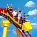 Roller Coaster Games 2020 Theme Park icon