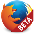 Firefox for Android Beta icon